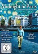 Midnight in Paris DVD