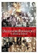 Alejandro Fernandez DVD