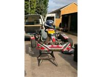 1 X Wright Pro Kart Only