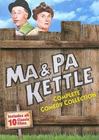 ma and pa kettle dvds movies ebay. Black Bedroom Furniture Sets. Home Design Ideas