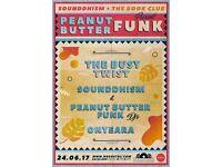 Peanut Butter Funk w/ The Busy Twist