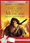 Last of The Mohicans DVD