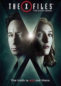 X-files: The Event Series (2016) 1