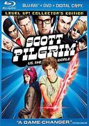 Scott Pilgrim vs The World Blu Ray