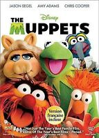 The Muppets Disney DVD Authentic English French 2012 c9