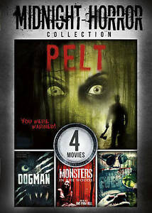 NEW!!! Midnight Horror Collection: Vol. 1 (DVD, 2016)
