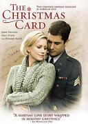 The Christmas Card DVD