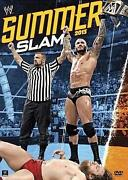WWE Summerslam DVD