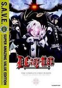 D Gray Man DVD
