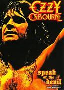 Ozzy Osbourne DVD