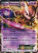 Pokemon Cards Mewtwo
