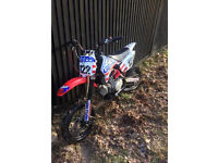 Demon x 160 pitbike pit bike