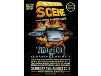 SCENE MOTION PICTURE EXHIBITION