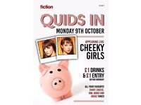 Quids In | Feat. The Cheeky Girls