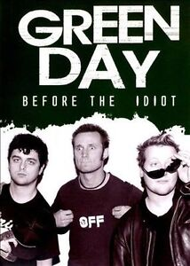 USED (LN) Green Day - Before The Idiot (2012) (DVD)