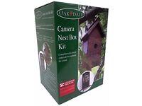 HIDDEN SECURITY CAMERA OAKDALE 2 IN 1 CAMERA NEST BOX / CAMERA FEEDER