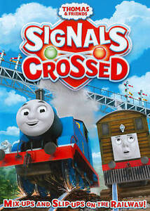Thomas & Friends: Signals Crossed 2014 by Brian Lynch; Robert Anders . EXLIBRARY - Akron, Ohio, United States - Thomas & Friends: Signals Crossed 2014 by Brian Lynch; Robert Anders . EXLIBRARY - Akron, Ohio, United States
