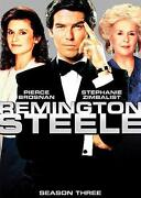 Remington Steele DVD