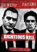 Righteous Kill DVD