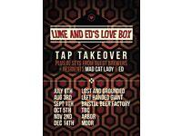 Luke and Ed's Love Box USA East Coast Edition