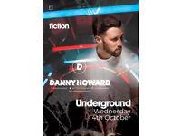Underground   Feat. Danny Howard