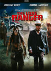 The Lone Ranger (DVD, 2013)