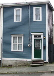 Fully Furnished Downtown Home St. John's Newfoundland image 1