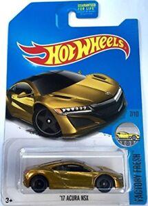 Wanted: Hot wheels 17 Acura NSX Super treasure hunt