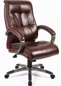 Alhason Northland Exceuctive Chair (Brown)