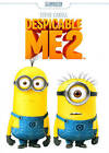 Despicable Me 2 DVDs