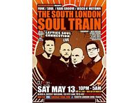 The South London Soul Train with JHC, Lefties Soul Connection [Live] + More