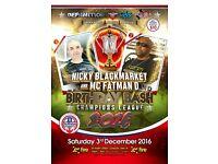 Nicky BM & Fatman D Bday Bash : Sat 3rd Dec : Fire London