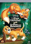 Fox and The Hound DVD New