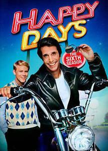 034Happy Days The Sixth Season034 DVD 4Disc Set  BRAND NEW SEALED - Raleigh, North Carolina, United States - 034Happy Days The Sixth Season034 DVD 4Disc Set  BRAND NEW SEALED - Raleigh, North Carolina, United States