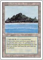 Tropical Island - MTG - Mint condition - Mint condition - 3rd ed