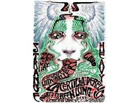 LACERTILIA, DERELICS AND GREEN LUNG AT THE UNDERDOG LONDON