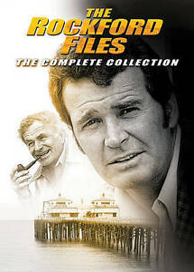 The Rockford Files Complete Series Season 1-6 8 Movies NEW 34-DISC DVD SET - $68.95
