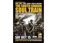 The South London Soul Train with JHC, Riot Jazz Brass Band [Live] + More