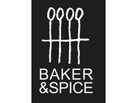 Full time team members required, Baker and Spice Maida Vale