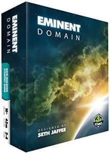 Eminent Domain + two expan. - designer board game PRICE DROP!