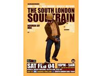 The South London Soul Train with Norman Jay MBE + More on 4 floors