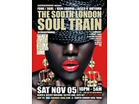 The South London Soul Train with JHC, Yaaba Funk [Live] + Moh on 4 Floors