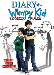DIARY OF A WIMPY KID: RODRICK RULES [DVD] - NEW DVD