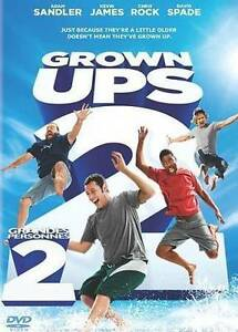 Grown-Ups-2-DVD-2013-USA-New-Widescreen-Adam-Sandler-Kevin-James-David-Spade
