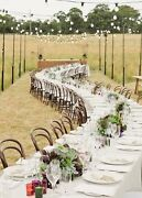 Bentwood Chair Hire Weddings & Events Lakelands Mandurah Area Preview