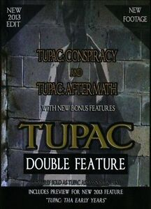NEW 2 Pac - Two Pack: Conspiracy And Aftermath (DVD)