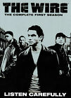 The Wire - The Complete First Season (DVD, 2014, 5-Disc Set)