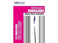 Leckie & Leckie National 5 English Practice Papers and Success Guide