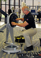 ** FITNESS EQUIPMENT SERVICE, REPAIR, ASSEMBLY AND MOVE*