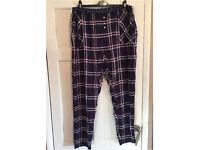 XL brand new love to lounge pyjama bottoms with tags